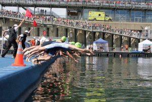 Triathlon international de Montréal