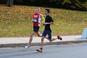 Le 5km du demi-marathon de Longueuil, ouach !