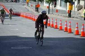 Mon erreur de parcours au triathlon international de Montréal me coûte cher...